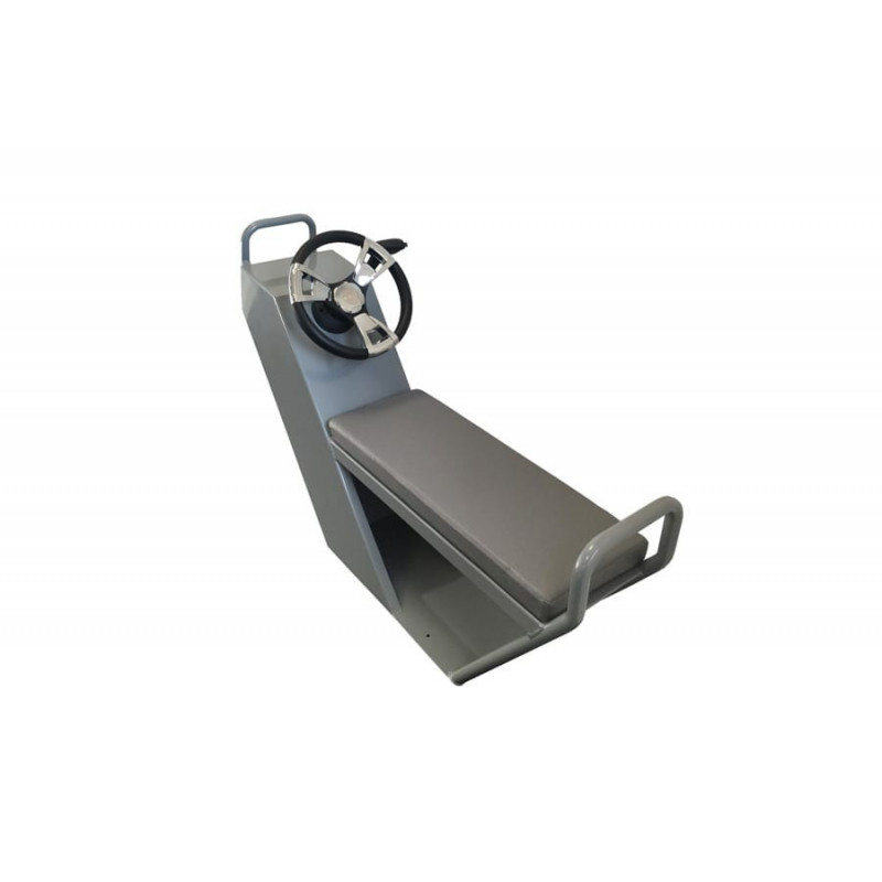 Console A Fantino Doppia In Alluminio