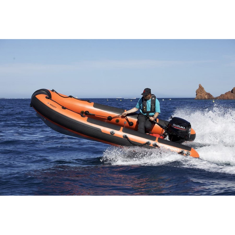 Rescue Boat 370