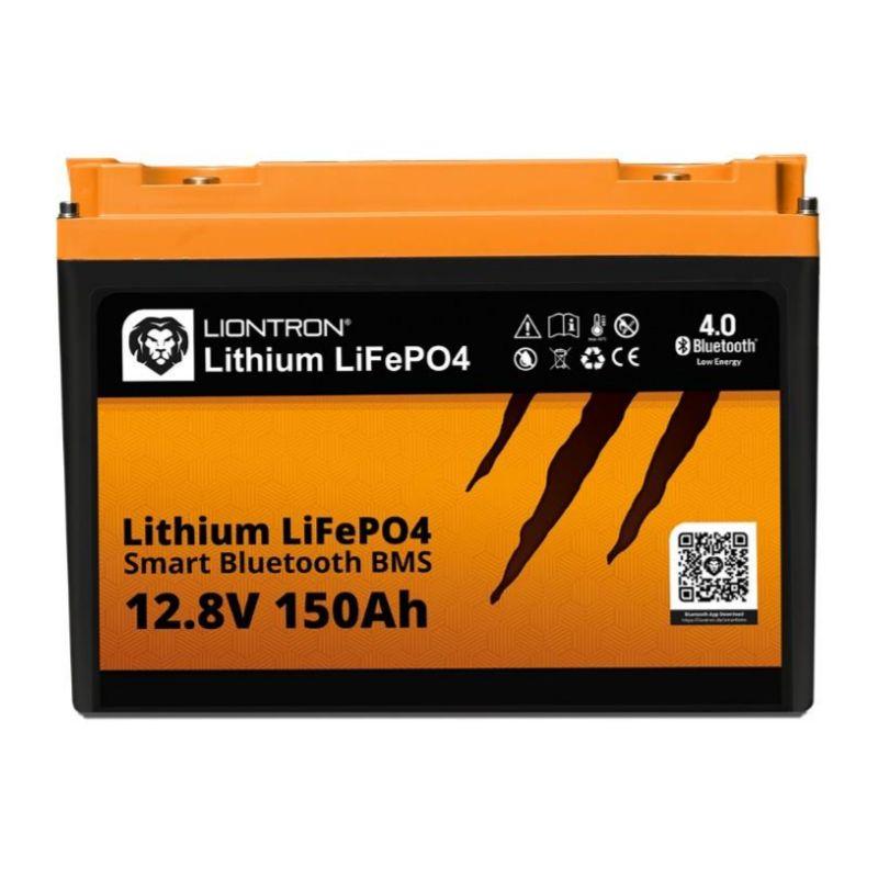 Batteria Litio Liontron 150Ah con BMS