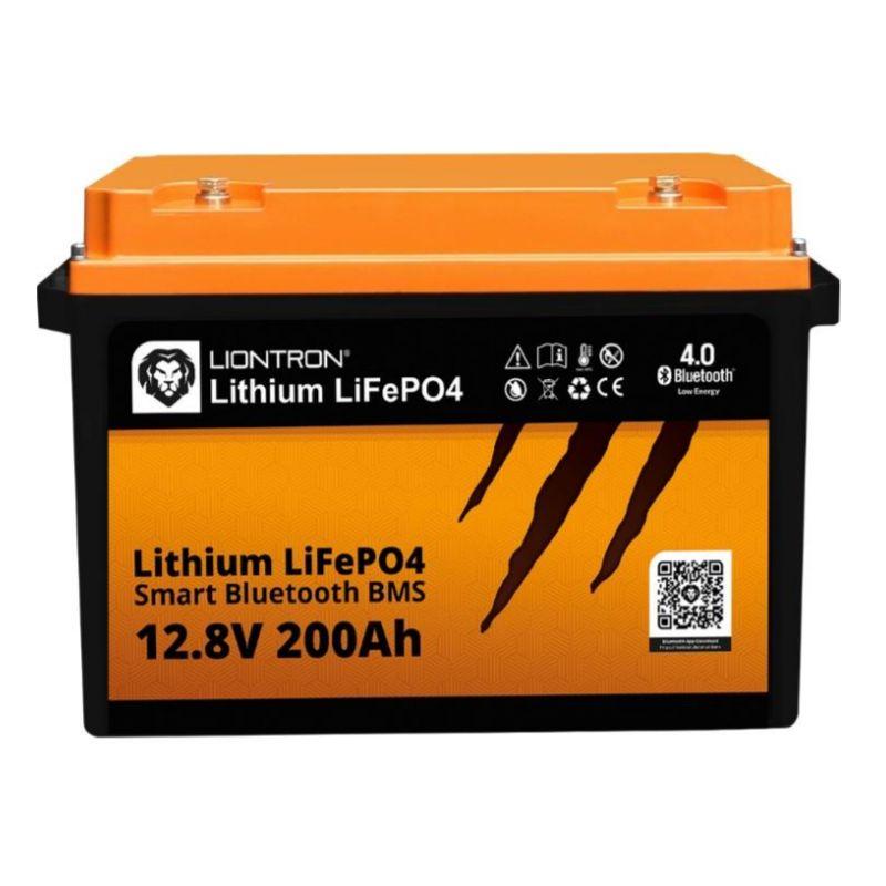 Batteria Litio Liontron 200Ah con BMS