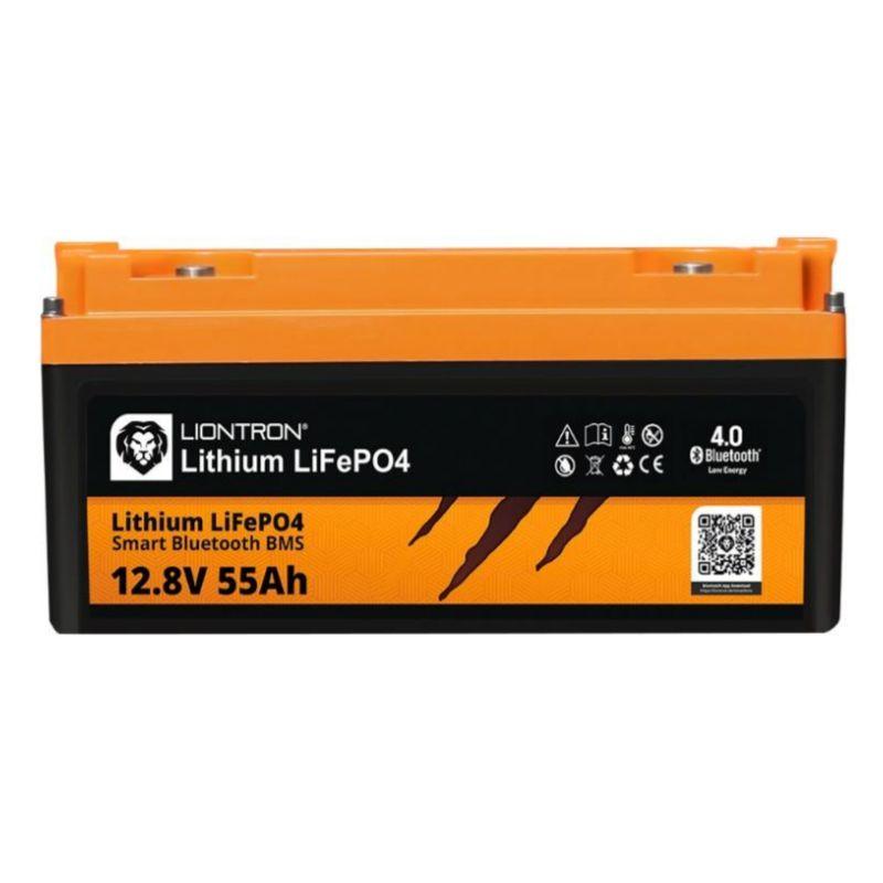 Batteria Litio Liontron 55Ah con BMS