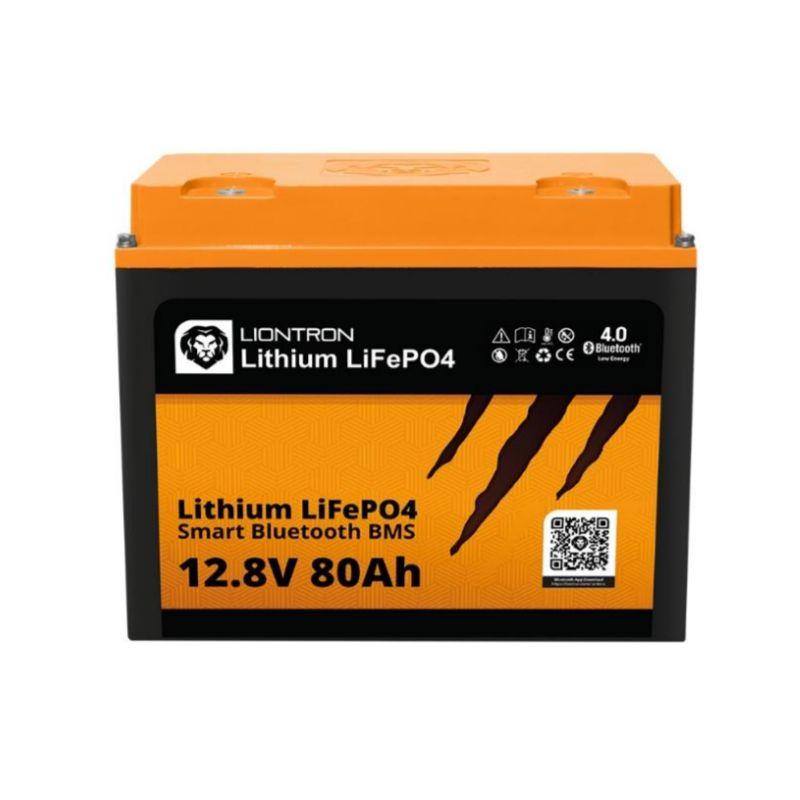 Batteria Litio Liontron 80Ah con BMS