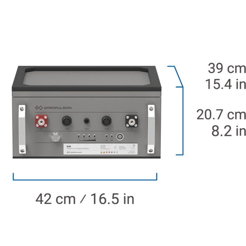 Batteria E40