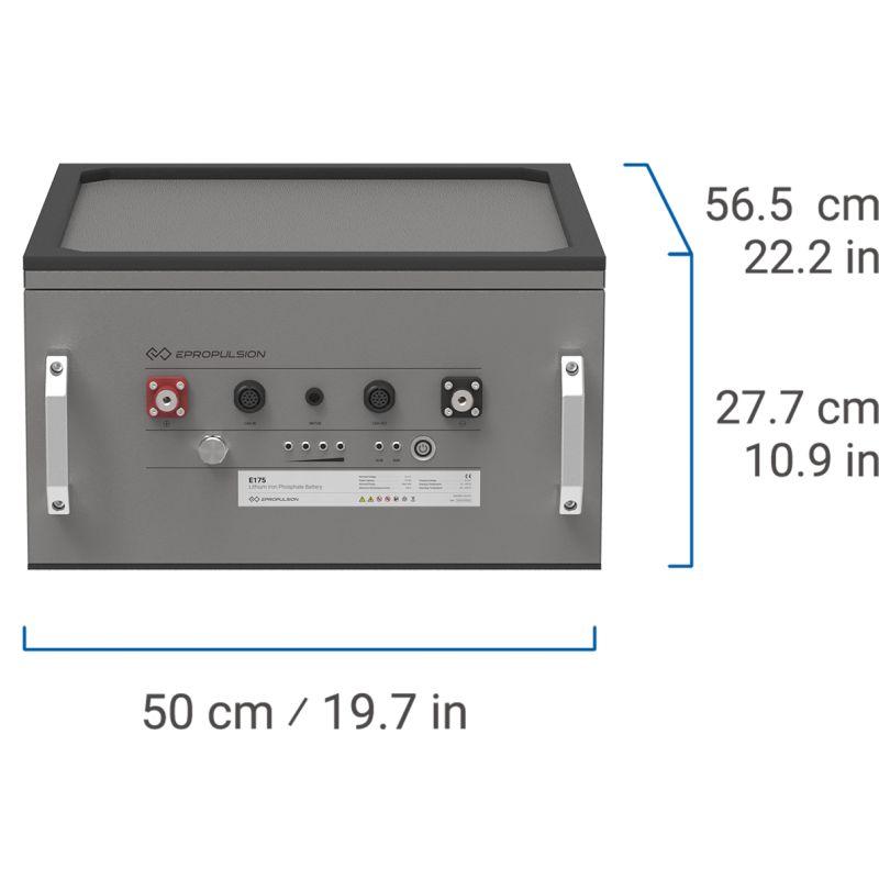 Batteria E175