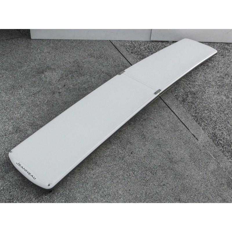 Passerella pieghevole in carbonio white line