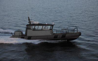 Imbarcazioni per la difesa