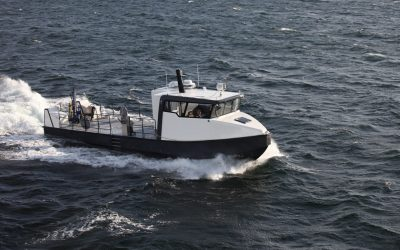 Imbarcazione da lavoro TUCO