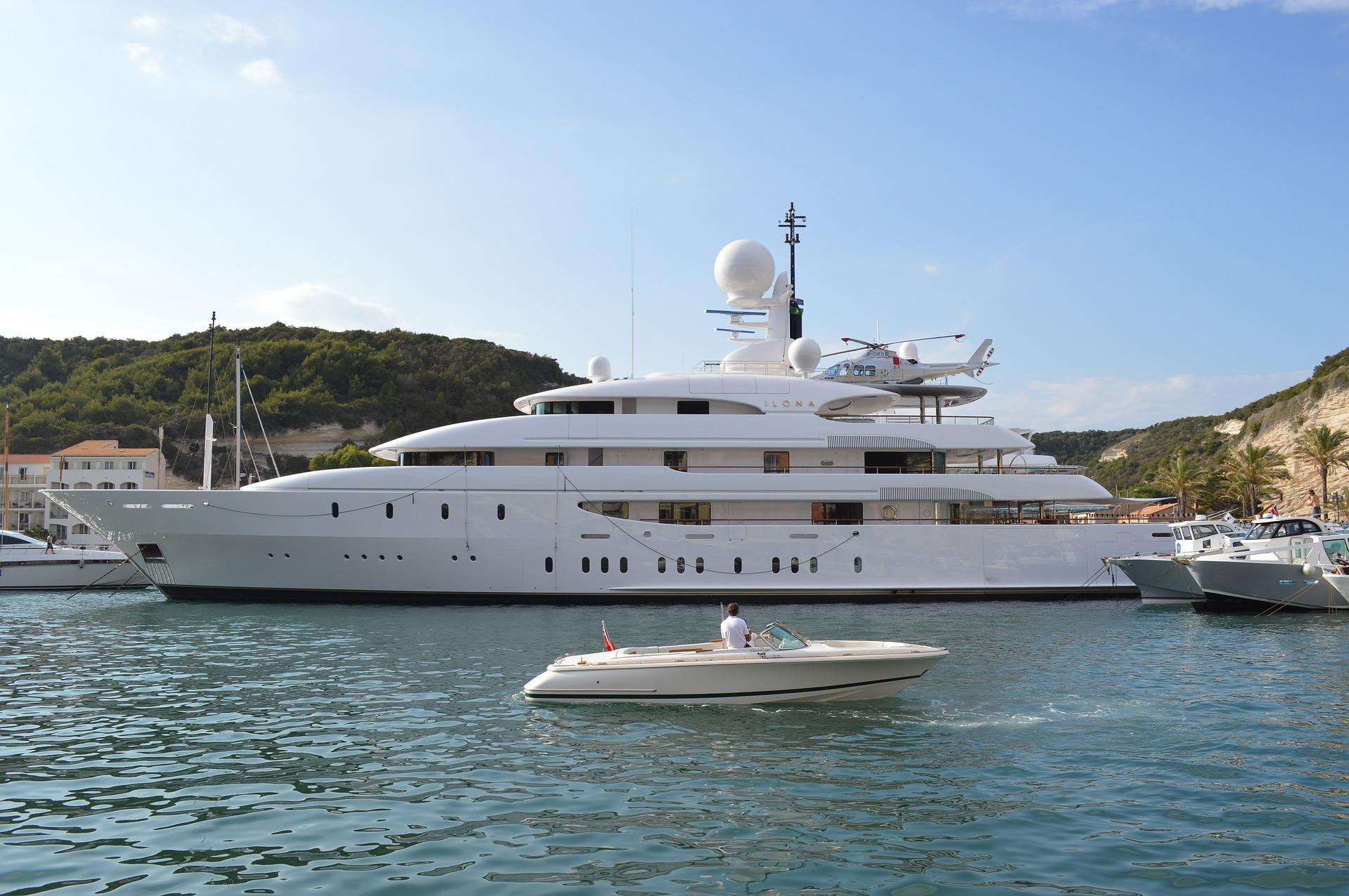 Super Yacht Supplier