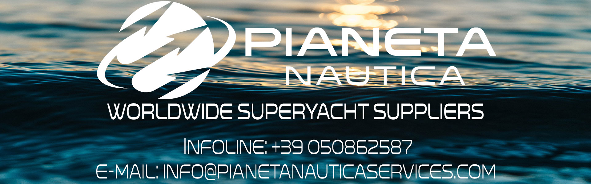 Pianeta Nautica Services, Worldwide Superyacht Suppliers